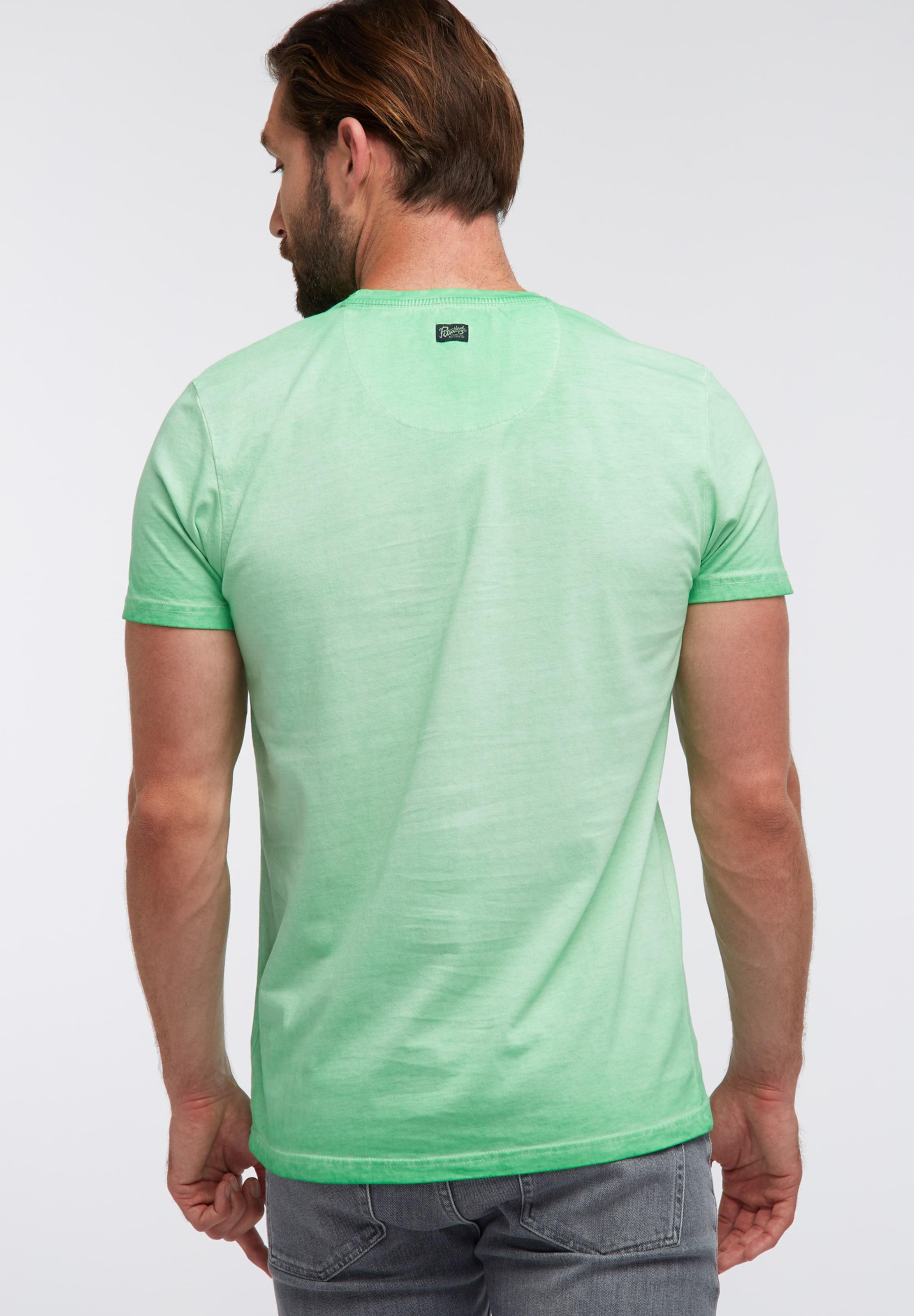 Petrol T Industries shirt Grün In hCtsQrd