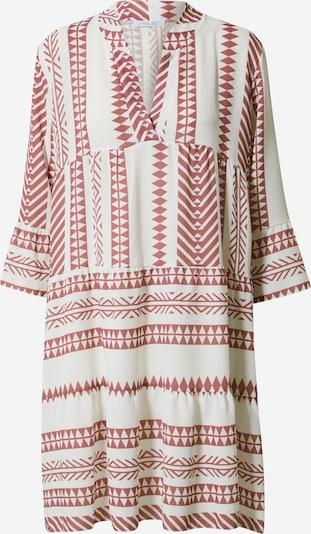 Hailys Robe 'Lola' en rouge clair / blanc, Vue avec produit
