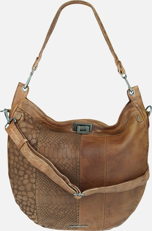 FREDsBRUDER Ledertasche 'WILD CHILD'