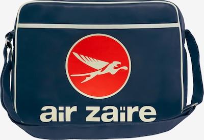 LOGOSHIRT Tasche 'Air Zaire' in navy / weiß, Produktansicht