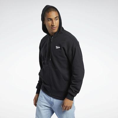 Reebok Classic Sweatshirt in de kleur Zwart: Vooraanzicht