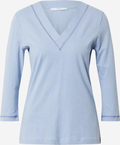 EDC BY ESPRIT T-shirt en bleu / bleu fumé / mélange de couleurs, Vue avec produit