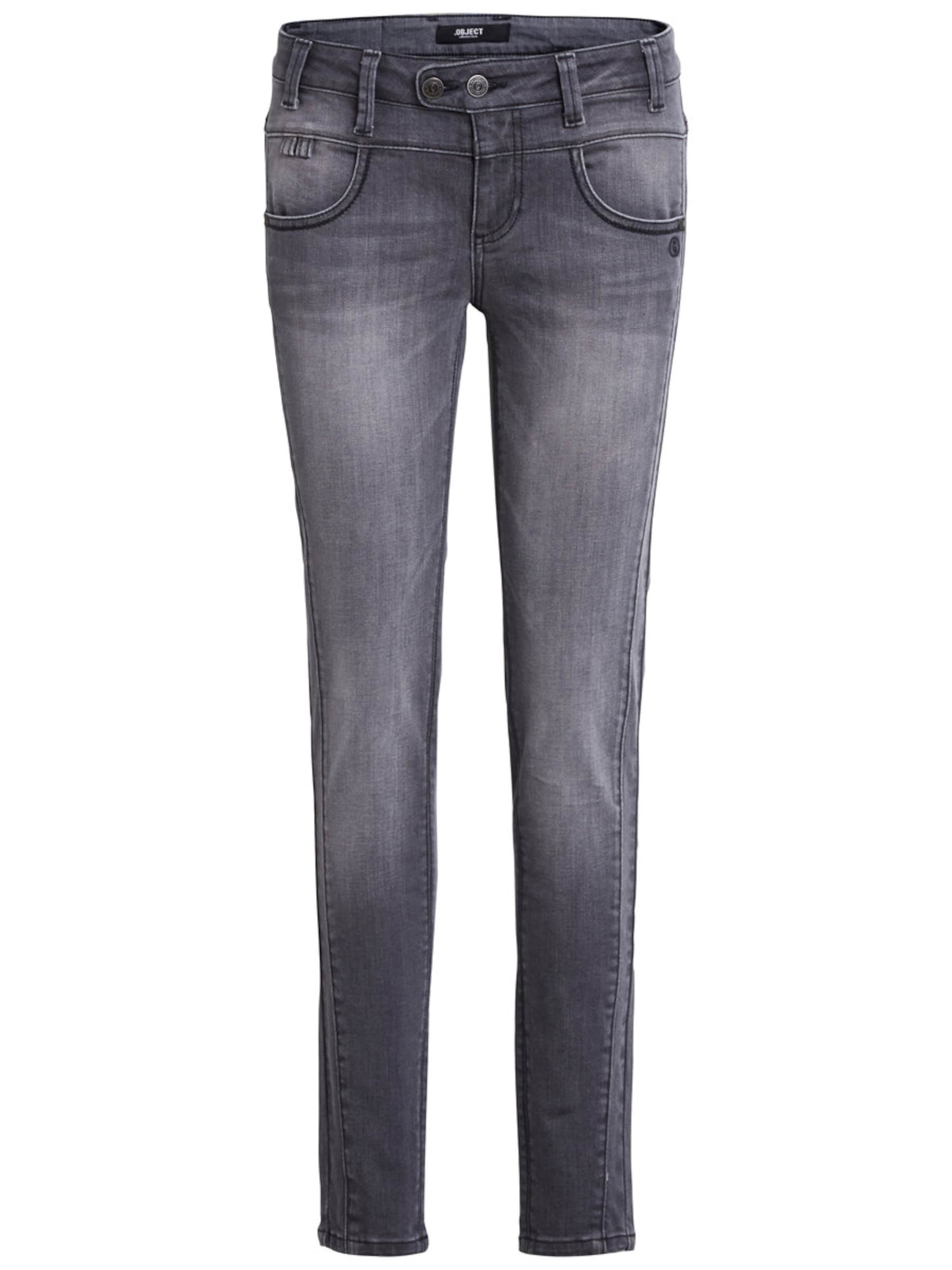 OBJECT Super-Stretch-Slim Fit Jeans 'OBJUP' Kaufen Wirklich Billig Z2CQcO