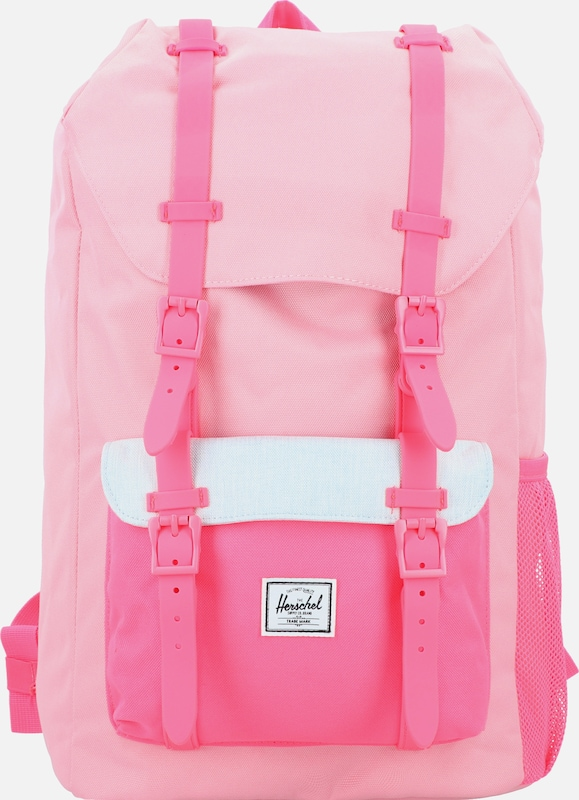 Herschel Rucksack 'Youth Little America' 43 cm in pink, Produktansicht