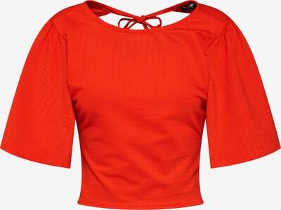 Fashion Union T-shirt 'IBIZA' en rouge, Vue avec produit