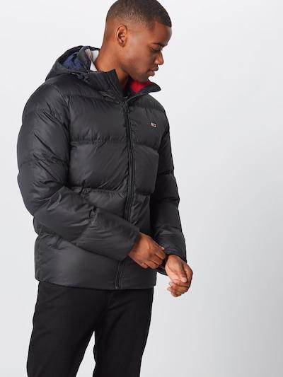 Žieminė striukė iš Tommy Jeans , spalva - juoda, Prekių apžvalga