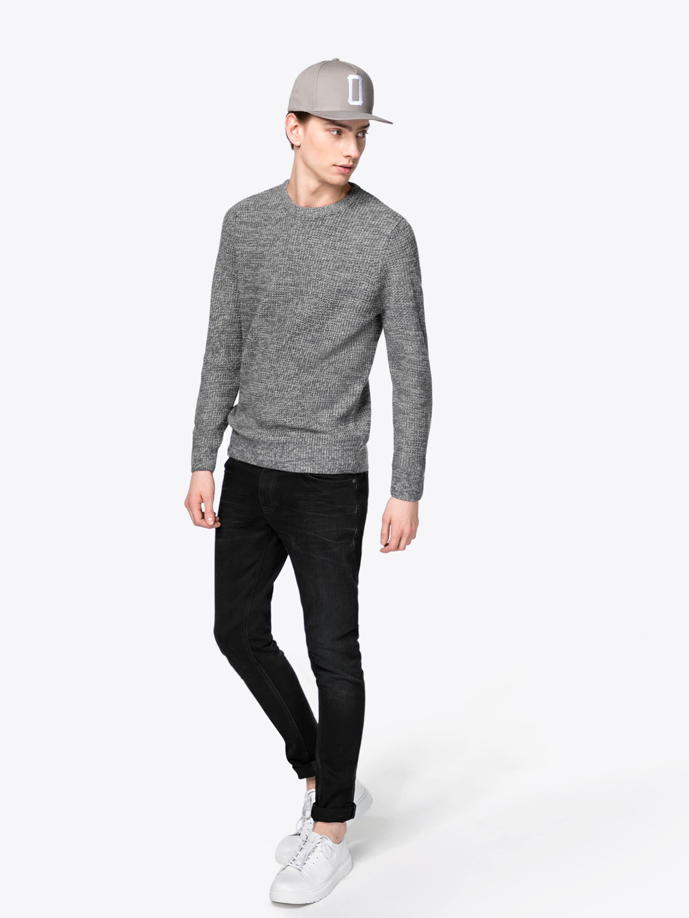 NEW LOOK Pullover 'TUCK STITCH CREW' Neue Online Rabatt 2018 Neue vo8csKtb6L