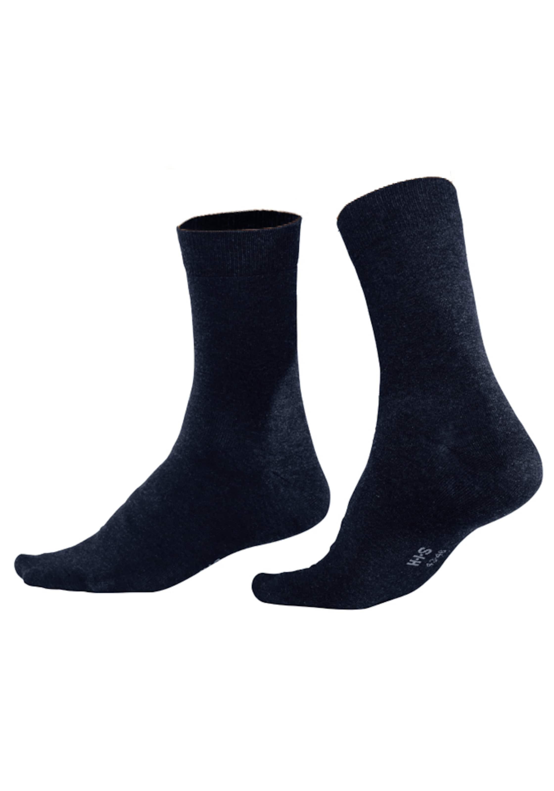 Socken8 s Schwarz H i PaarIn BordeCxQW