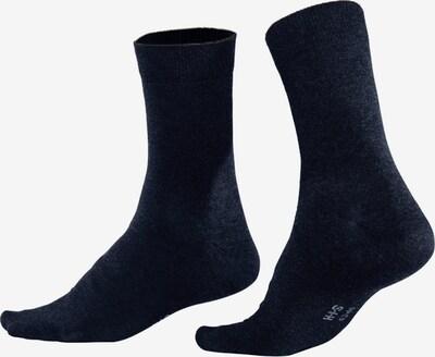 H.I.S Socken (8 Paar) in schwarz, Produktansicht