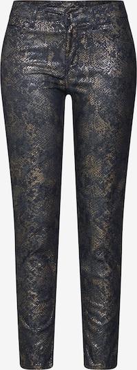 LIU JO JEANS Jeans 'B.UP IDEAL H.W.' in braun / gold, Produktansicht