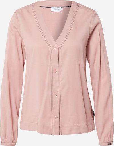Calvin Klein Bluse in rosa, Produktansicht