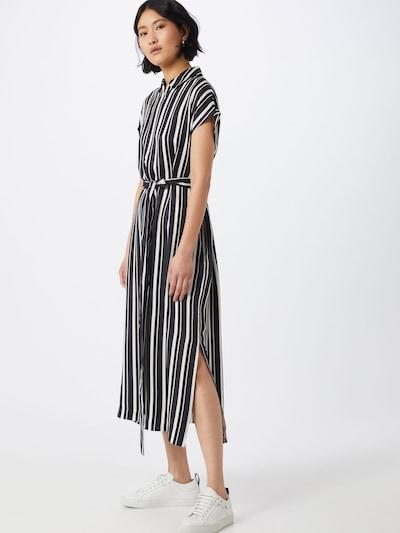 BOSS Letnia sukienka 'Eriga' w kolorze czarnym, Podgląd na modelu(-ce)