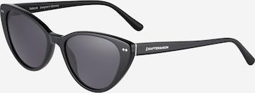 Kapten & Son Sonnenbrille 'Valencia' in Schwarz