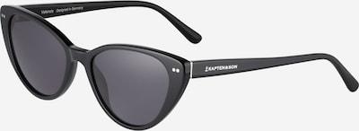 Kapten & Son Okulary przeciwsłoneczne 'Valencia' w kolorze czarnym, Podgląd produktu