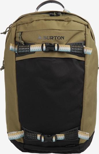 BURTON Sac à dos de sport 'Day Hiker' en kaki / noir, Vue avec produit