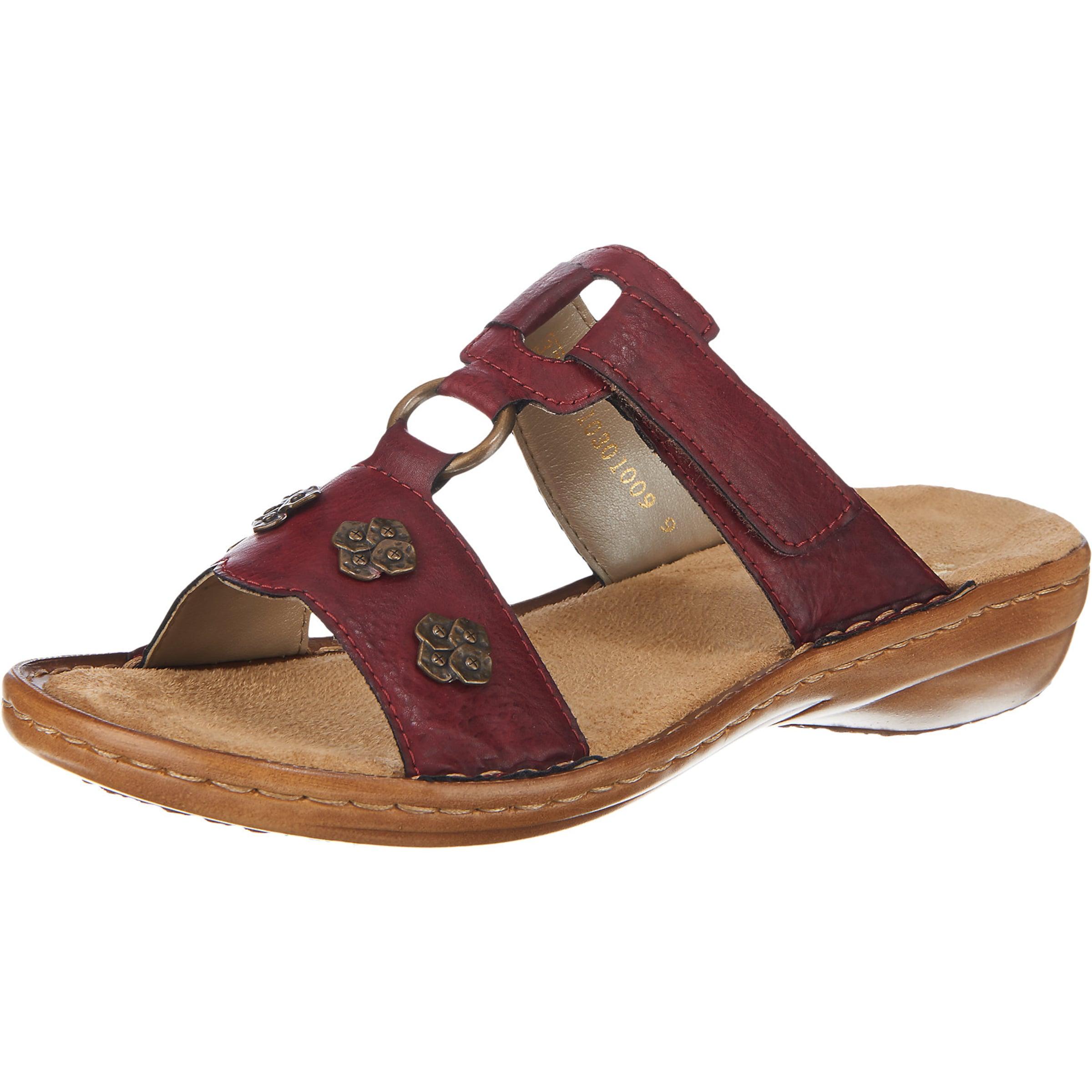 Haltbare Mode billige Schuhe RIEKER | Schuhe Pantoletten Schuhe Gut getragene Schuhe | 6a9cff