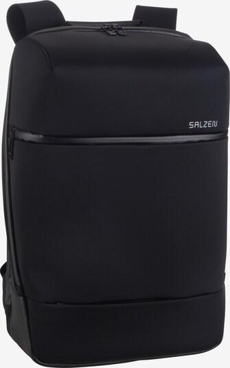 SALZEN Laptoprucksack ' Sharp ' in schwarz, Produktansicht