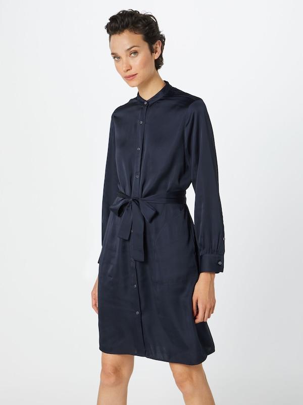 Robe chemise Filippa En Bleu Marine K 34L5jRA