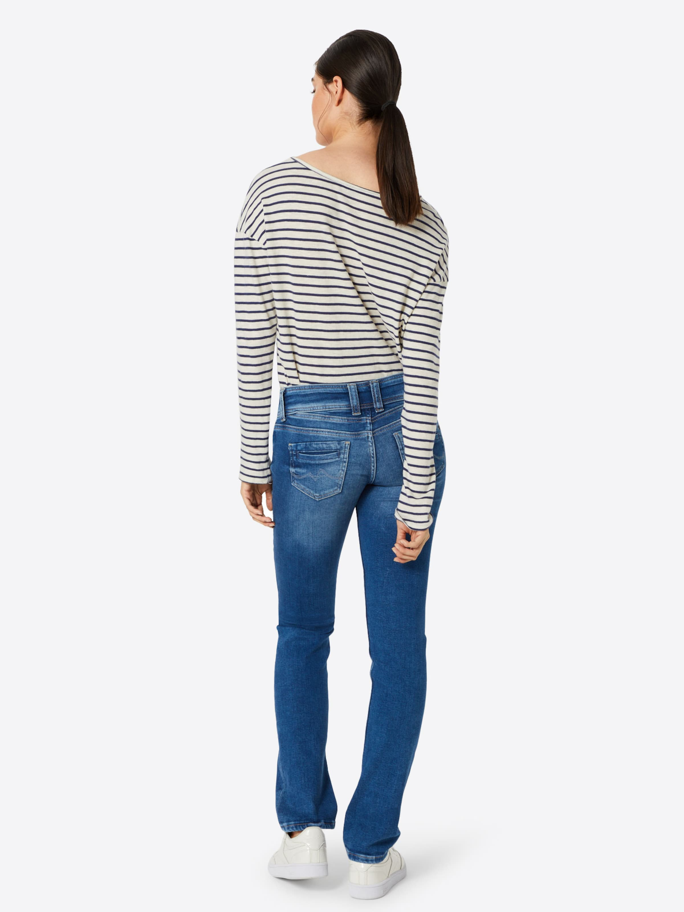 Jeans Blue Denim In Pepe 'gen' v8n0wOmN