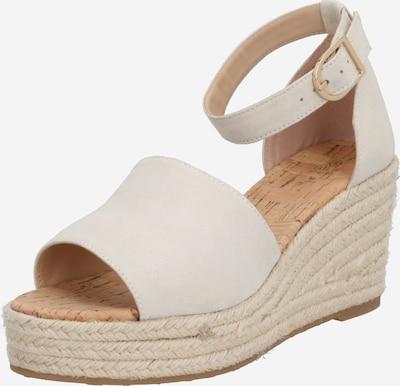 CALL IT SPRING Sandalen met riem 'Libert II' in de kleur Nude, Productweergave