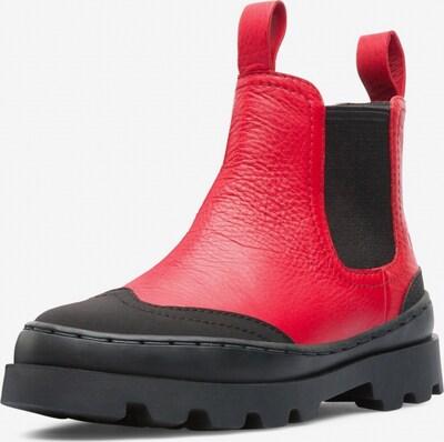 CAMPER Stiefel 'Brutus' in rot / schwarz, Produktansicht