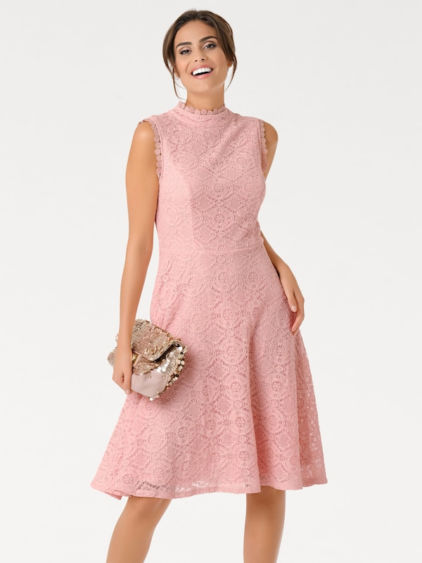 ashley brooke by heine spitzenkleid in pink about you. Black Bedroom Furniture Sets. Home Design Ideas