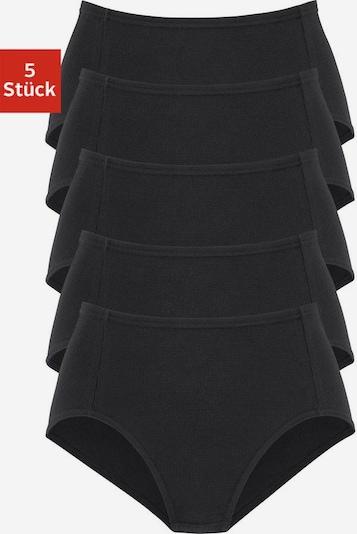 PETITE FLEUR Panty in Black, Item view