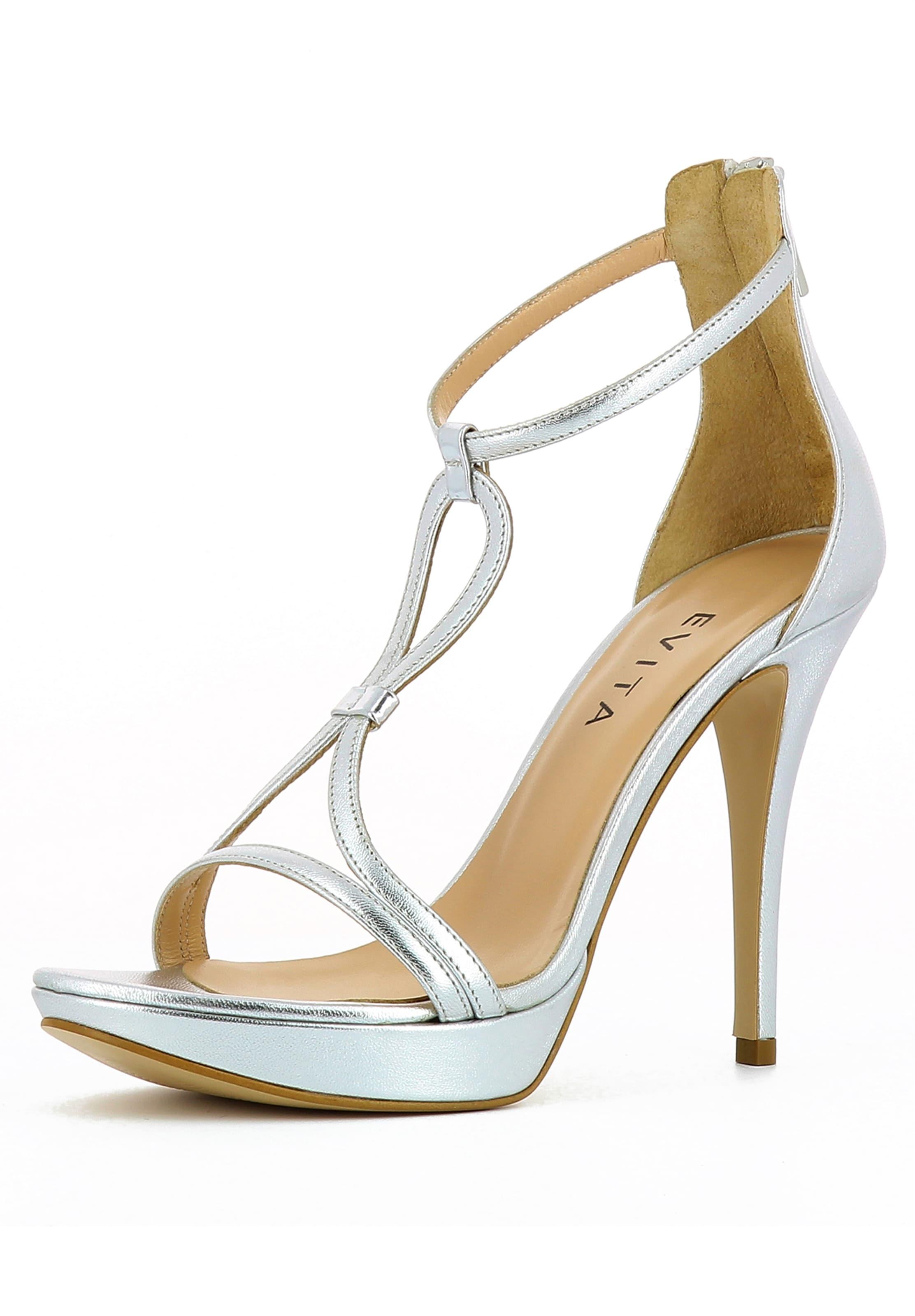 EVITA Damen Sandalette Verschleißfeste billige Schuhe