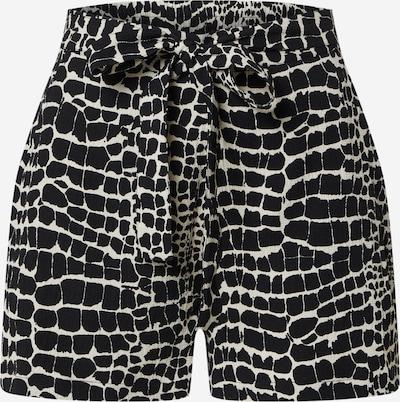 Rut & Circle Pantalon 'KENDRA' en beige / noir, Vue avec produit