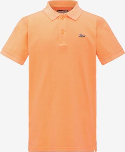 Petrol Industries Poloshirt in orange, Produktansicht