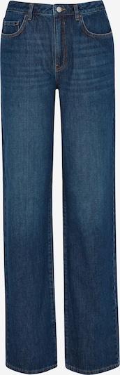 Long Tall Sally Slim-Jeans mit weitem Bein für große Frauen in blau, Produktansicht