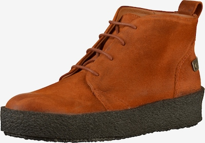 SHABBIES AMSTERDAM Stiefelette in orange / schwarz, Produktansicht