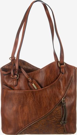 RIEKER Handtasche in braun, Produktansicht