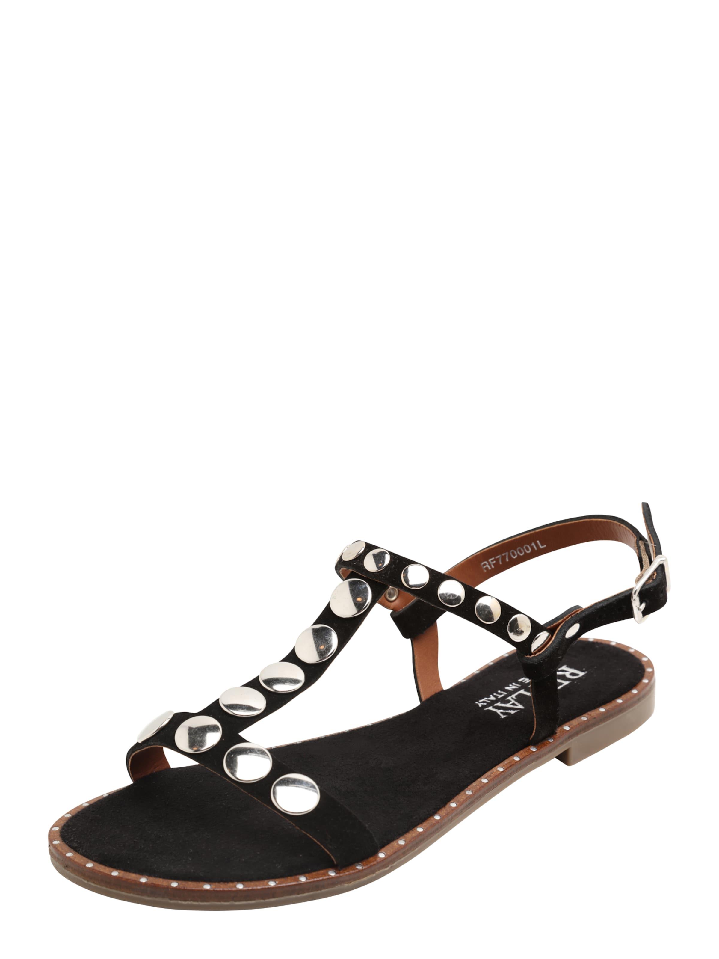 Haltbare Mode billige Schuhe REPLAY | Riemchensandale 'DEVOTA' Schuhe Gut getragene Schuhe