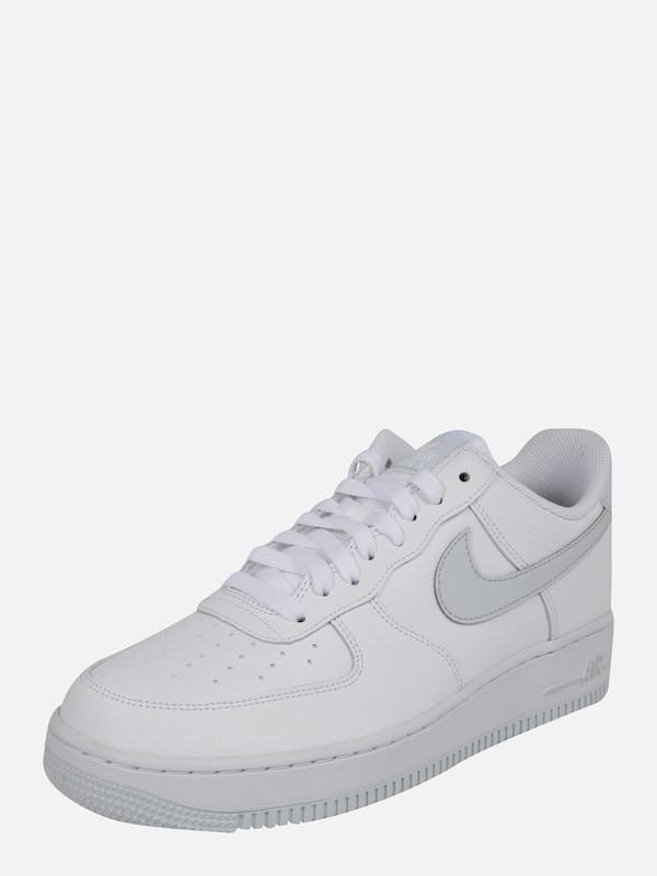 Nike Sportswear Sneaker 'AIR FORCE 1 '07 SU19' in weiß