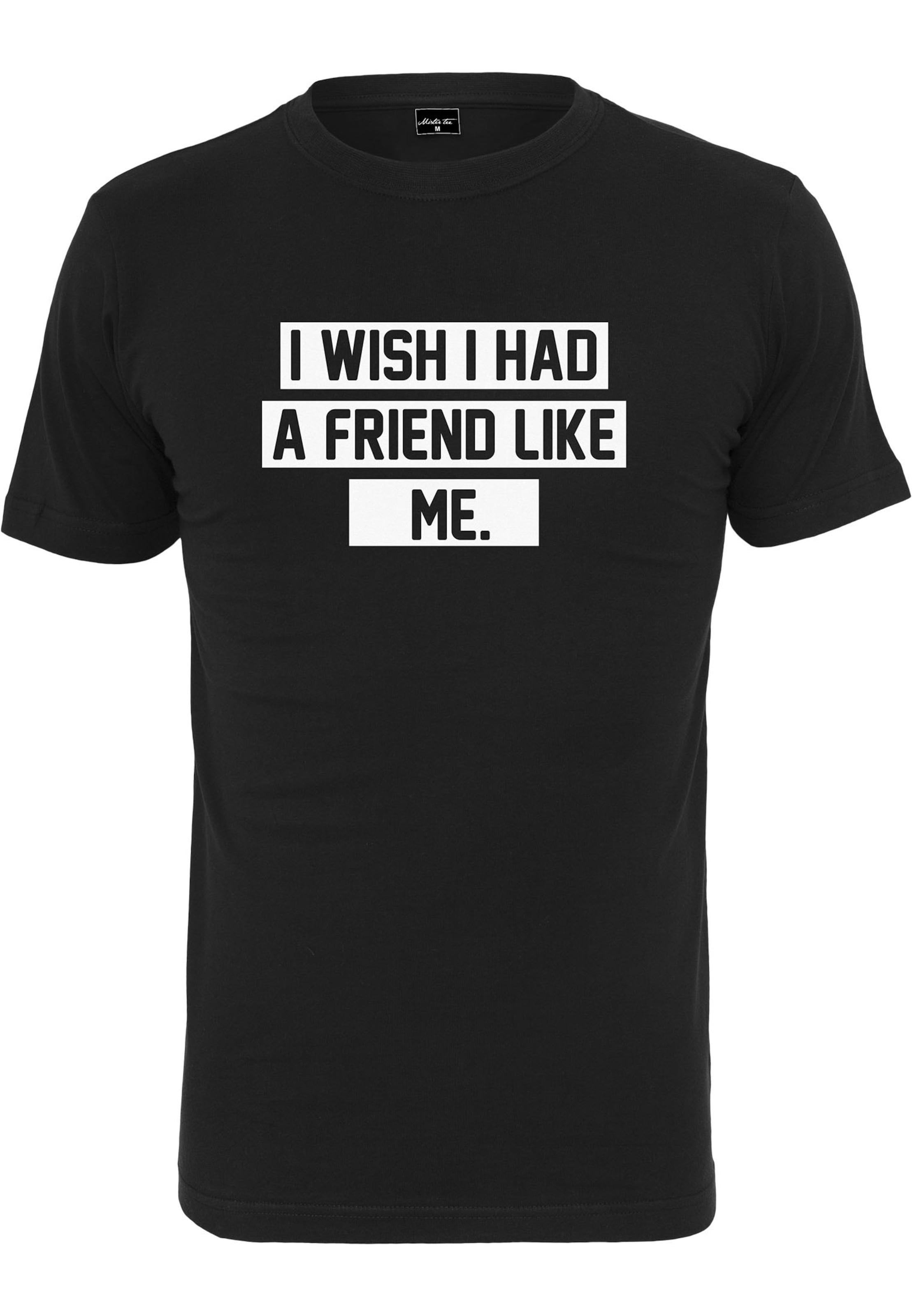 Like 'friend Me' In Mister Tee SchwarzWeiß OuTPkwXZil