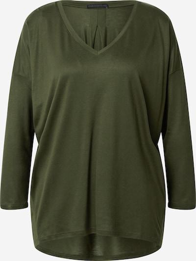 Tricou 'VENJA' DRYKORN pe verde închis, Vizualizare produs