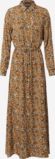 Palaidinės tipo suknelė iš Trendyol , spalva - smėlio / ruda / ruda (konjako) / balta, Prekių apžvalga
