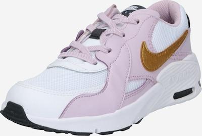 Nike Sportswear Sneaker 'Air Max Excee' in gold / flieder / weiß, Produktansicht