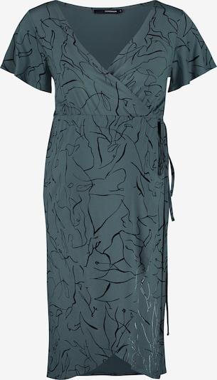 Supermom Still-Kleid ' Lines Green ' in grün / schwarz, Produktansicht