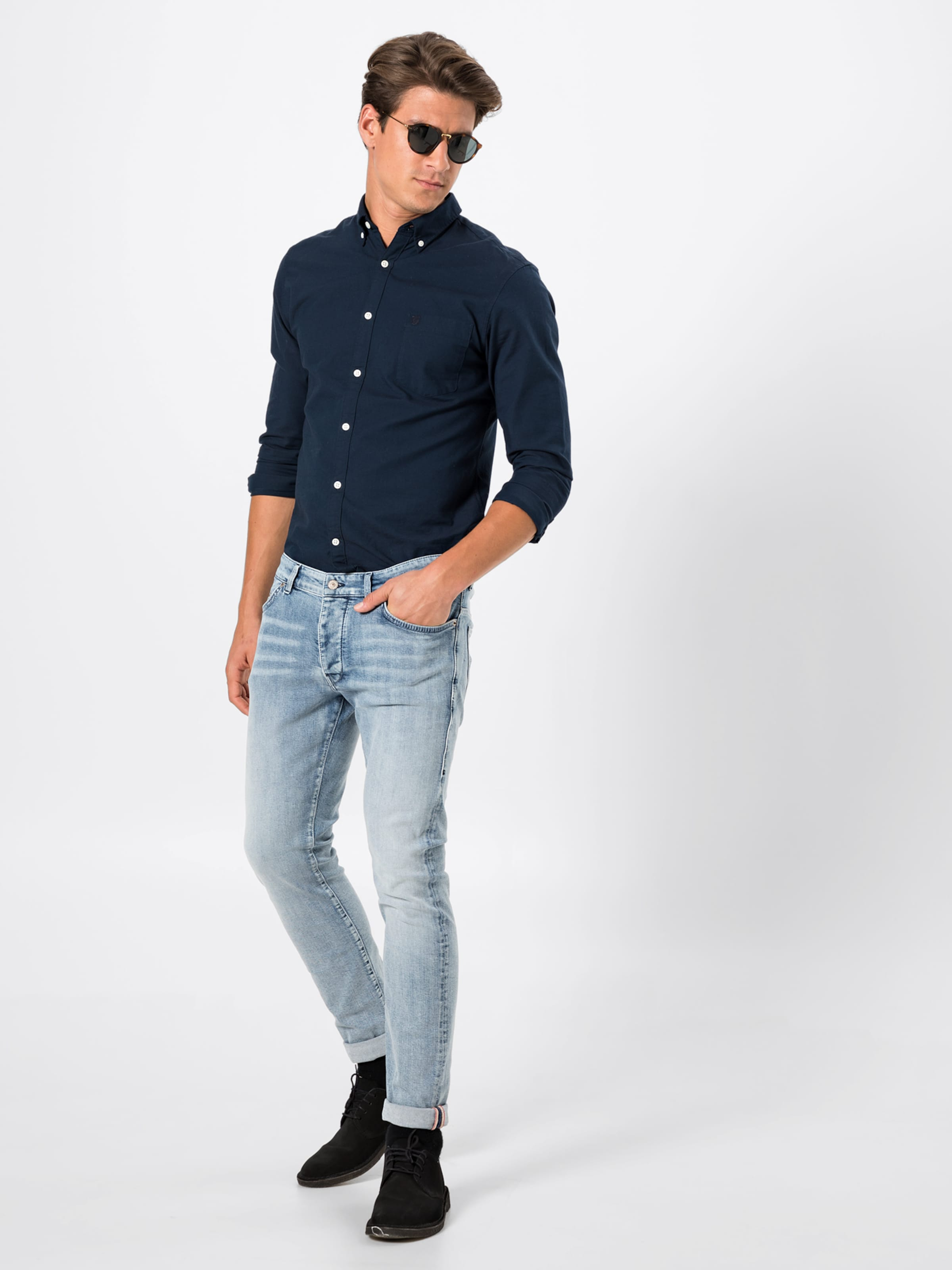 Jeans 'jaz' Drykorn Denim Blue In eWHYD2EI9