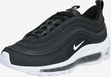 melns Nike Sportswear Brīvā laika apavi