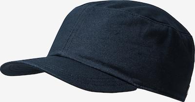 JACK WOLFSKIN Cap 'Companero' in dunkelblau / rosa, Produktansicht