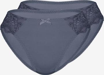 sassa Slip Classic Lace CLASSIC LACE 2er Pack in Grau