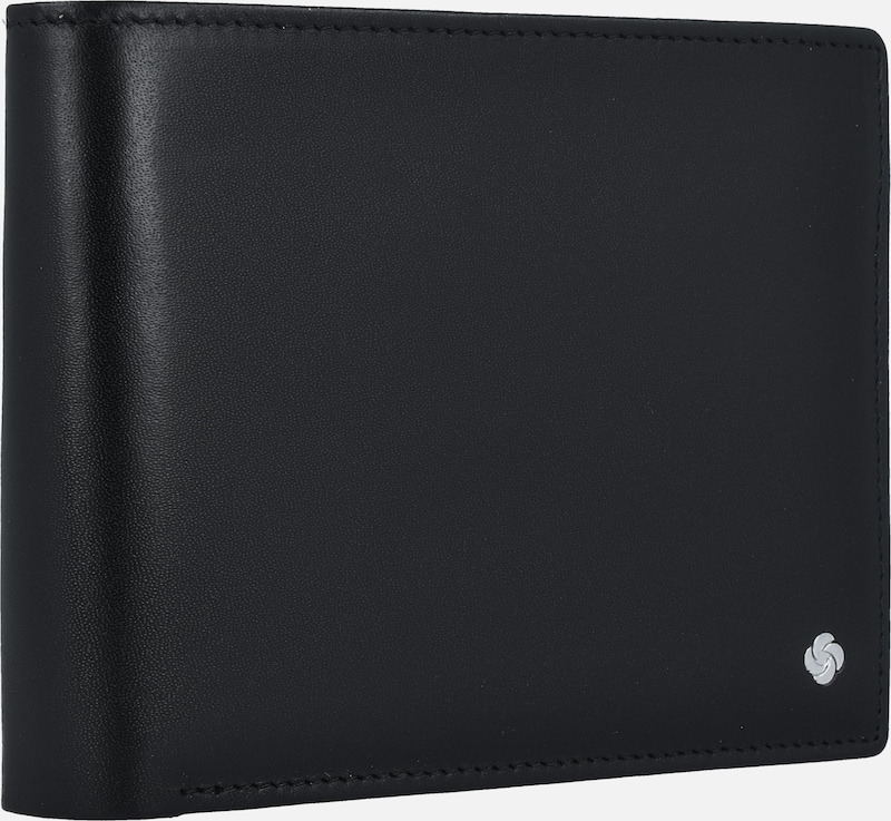 SAMSONITE Classic Xln SLG Geldbörse RFID Leder 12 cm