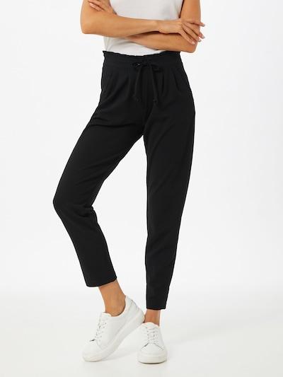 JACQUELINE de YONG Hose 'Catia' in schwarz, Modelansicht