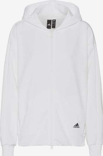 ADIDAS PERFORMANCE Sweatjacke in weiß, Produktansicht