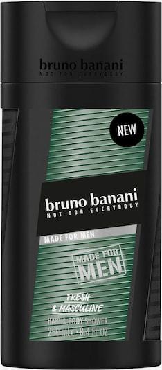 """BRUNO BANANI Bruno Banani Duschgel """"Made for Men"""", Set 6-tlg. in grau / grün / schwarz / weiß, Produktansicht"""