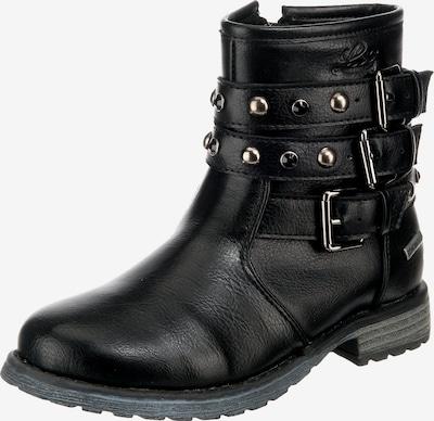 LICO Stiefeletten 'Ellen' in schwarz, Produktansicht