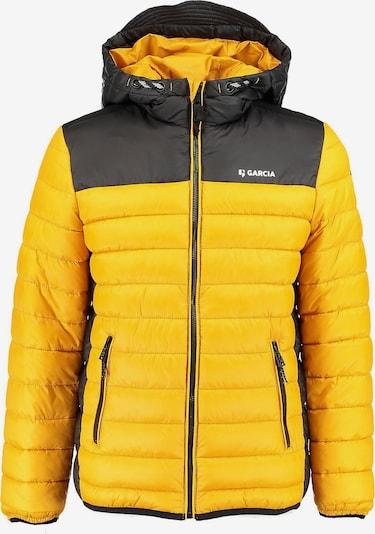 GARCIA Winterjacke in gelb / schwarz, Produktansicht